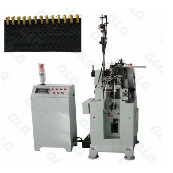 QLQ-YTSM1 Automatic Metal Zipper Y Teeth Stamping Machine (single head)