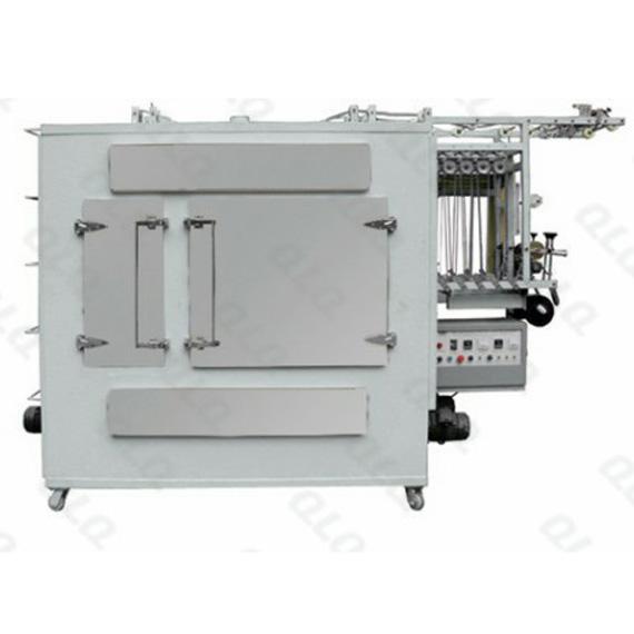 QLQ-NIIM2 Automatic Nylon & Invisible Zipper Ironing Machine (two chambers)