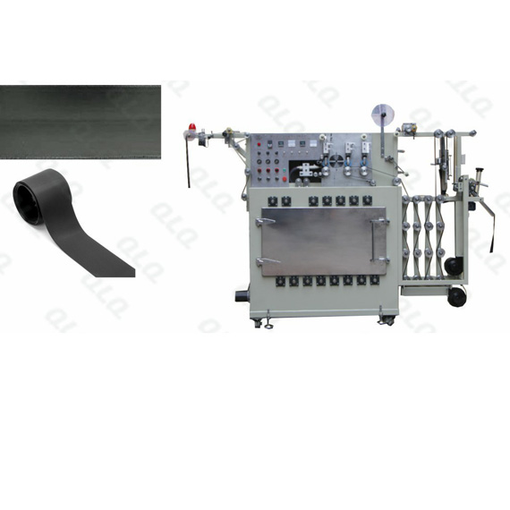 QLQ-WZFSM Automatic Waterproof Zipper Film Sealing Machine (Material: PVC/TPU)