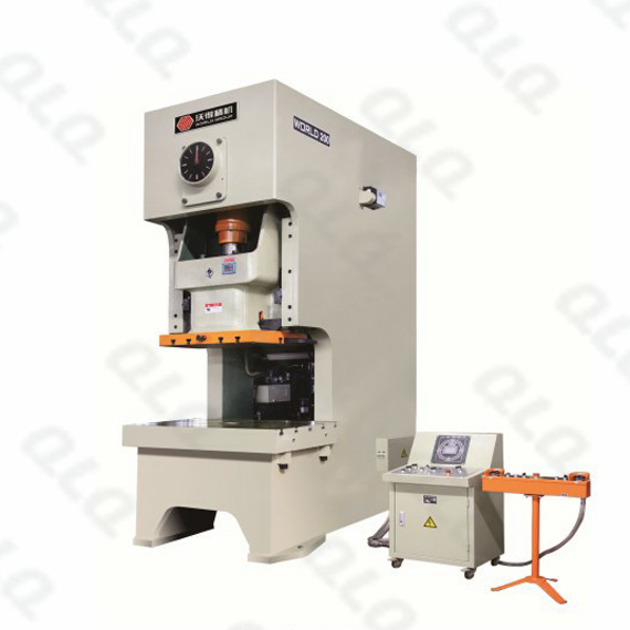 QLQ-APM Automatic Pressing Machine (16T, 25T Pneumatic Model, this model should  work with air compre