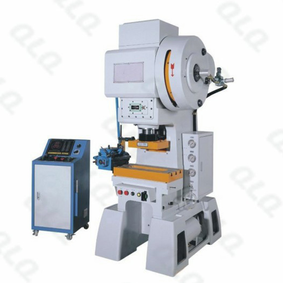 QLQ-HSPM Automatic Pressing Machine (20T, high speed)