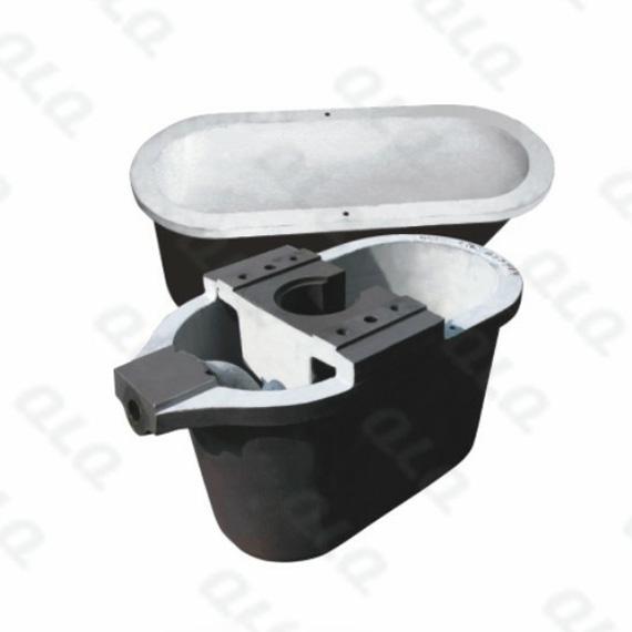 Zinc Melting Pot (type 2)