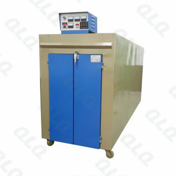 QLQ-OVM Automatic Oven Machine (Double Doors two sides open)