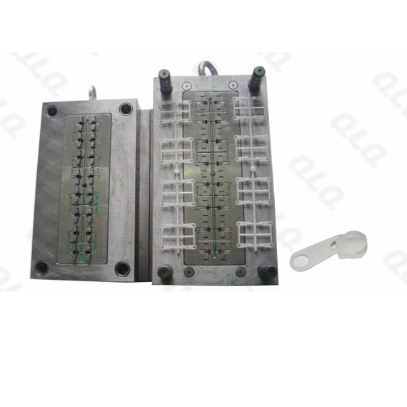 Plastic Slider Injection Mould (16 Cavities)