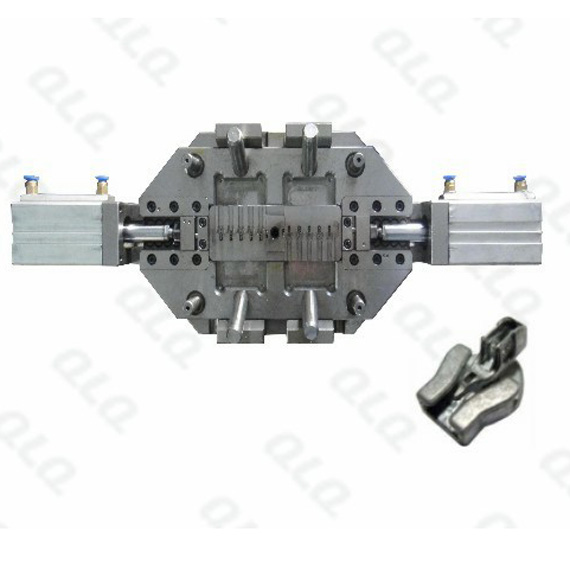 Invisible Slider Body Mould