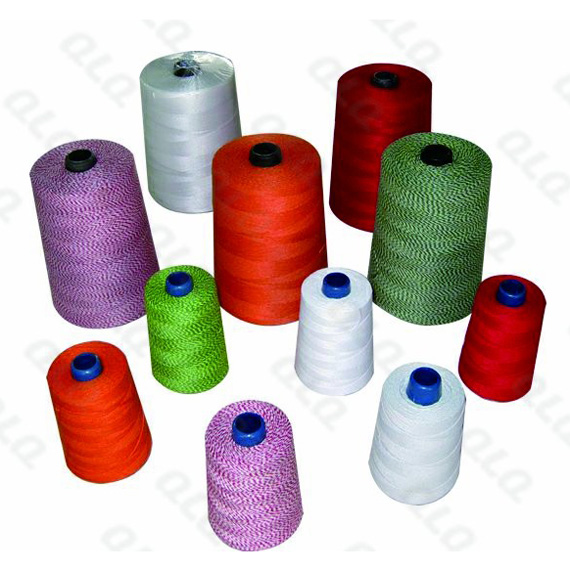 Sewing Thread for Sewing Zipper Tape and Monofilament Chain