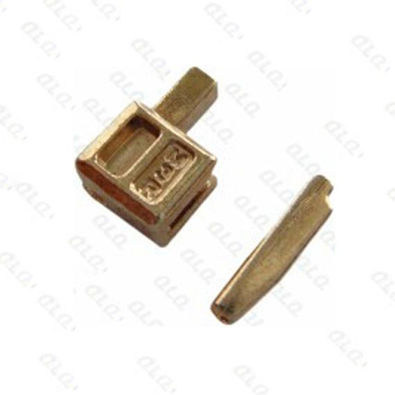 No.3 metal pin box back punch