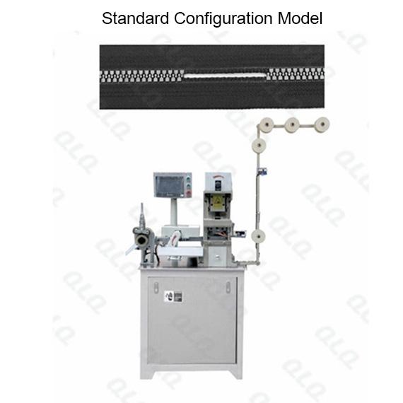 QLQ-DGM Automatic Plastic Zipper Gapping M/C - Machine