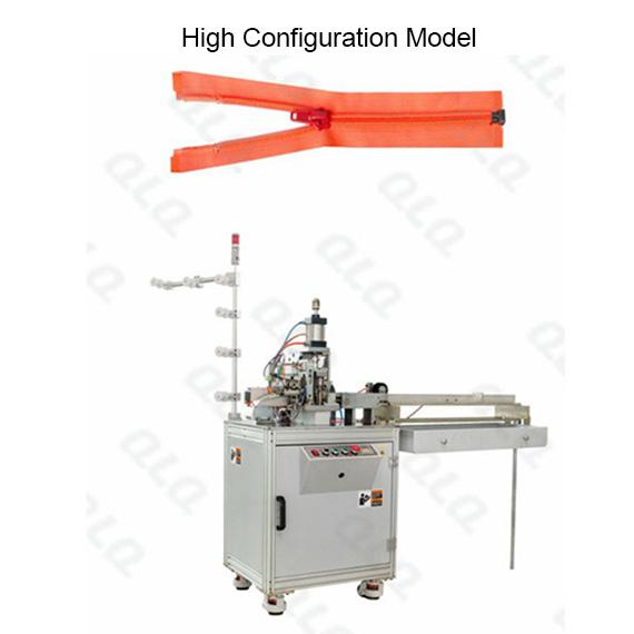 QLQ-OCM-1 Automatic Nylon Zipper Open-end Cutting M/C - Machine