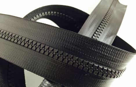 Produce Plastic Long Chain Zipper