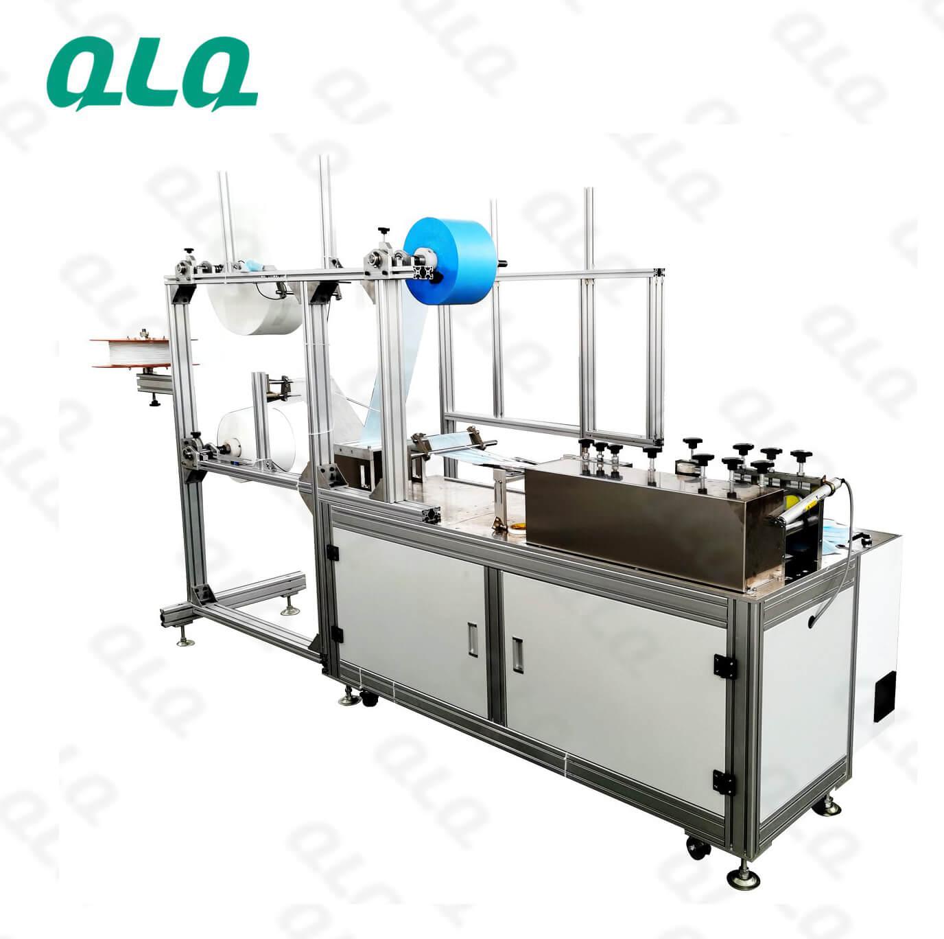 Automatic Mask Body Cutting Machine