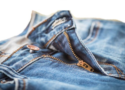 How to make Jeans Zippers
