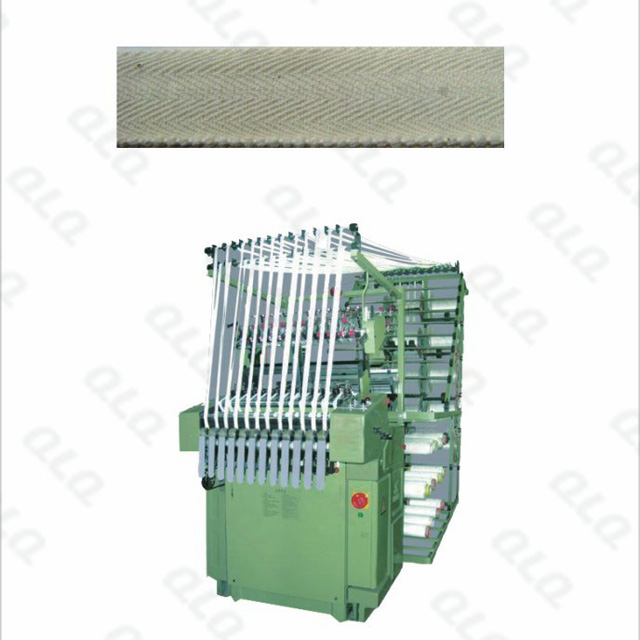 QLQ-NLM, Nylon Zipper, Needle Loom Machine, Weaving Machine, Zipper Machine