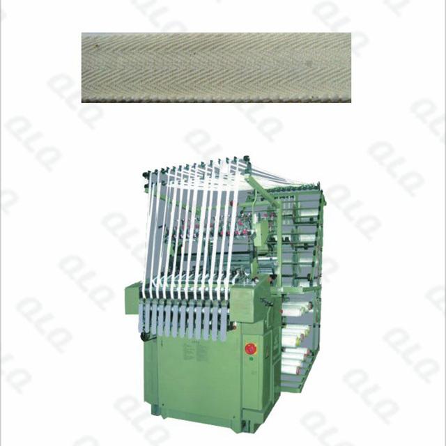 Automatic Nylon Zipper Needle Loom Machine