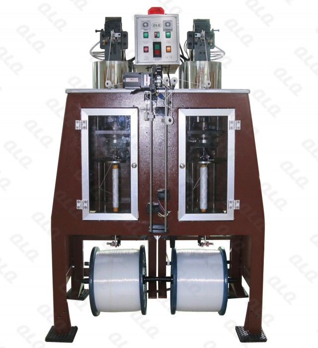 QLQ-CFM, Nylon Zipper, Coil Forming Machine, Monofilament Chain, Zipper Machine