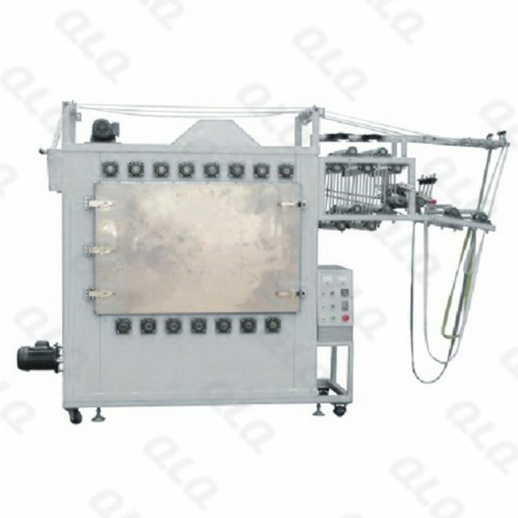 QLQ-NIIM, Nylon Zipper, Invisible Zipper Ironing Machine, Zipper Ironing Machine, Ironing Machine, Zipper Machine