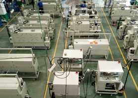 Nylon Zipper Production Line