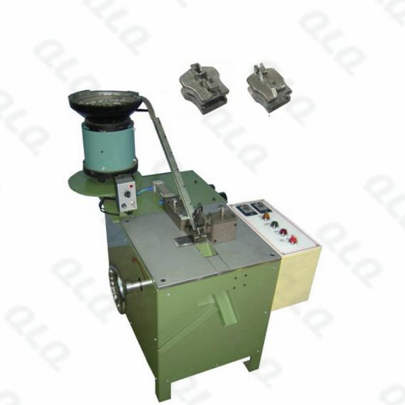 QLQ-006, Automatic Slider Machine, De-burr Broaching Machine, Slider Assembly Machine