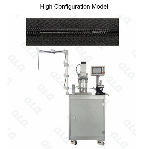 QLQ-UMBSM, Nylon Zipper, Bottom Stop Machine, Ultrasonic Teeth Melting Machine, Ultrasonic Bottom Stop Machine
