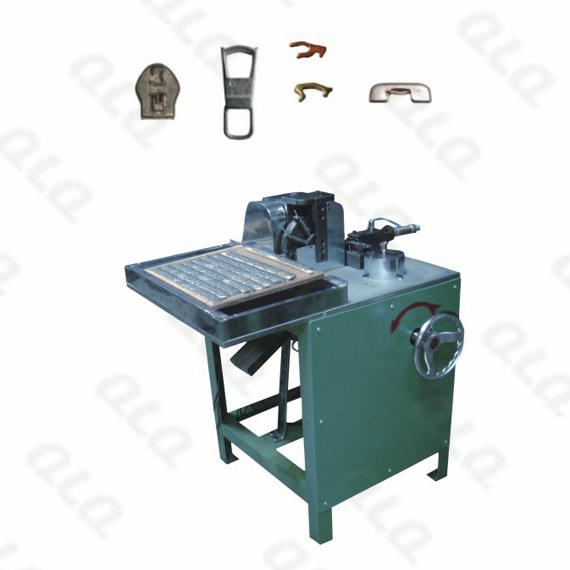 QLQ-017A, Auto-lock Slider, Semi Auto-lock Slider Assembly Machine, Y shape Needle, C Shape Needle, Slider Assembly Machine