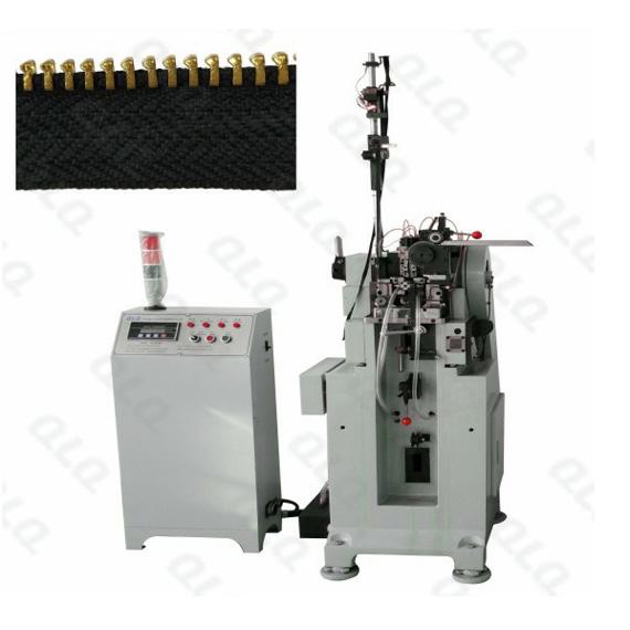 QLQ-YTSM1, Y Teeth Stamping Machine,Teeth Combination Device, Zipper Machine