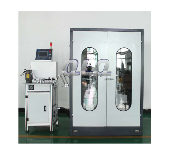 QLQ-YTSM2, Y Teeth Stamping Machine,Teeth Combination Device, Zipper Machine