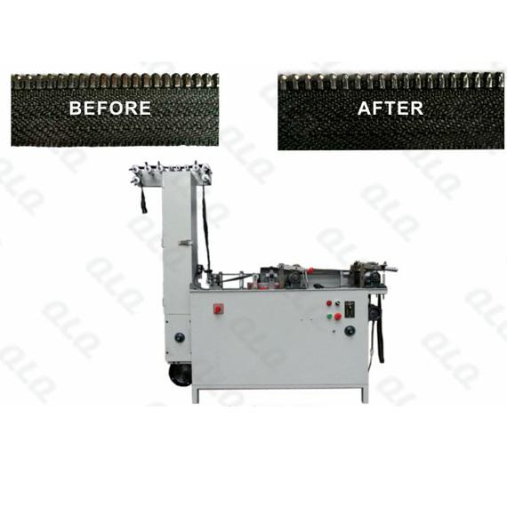 QLQ-THWM, Metal Zipper, Teeth Head Waxing Machine, Teeth Waxing Machine, Zipper Machine