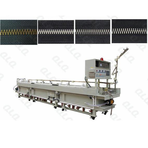 QLQ-CCPMD, Metal Zipper, Chemical Cold Plating Machine, Cold Plating Machine, Zipper Plating Machine