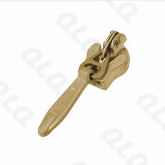 Invisible Zinc Slider, zipper slider, slider puller