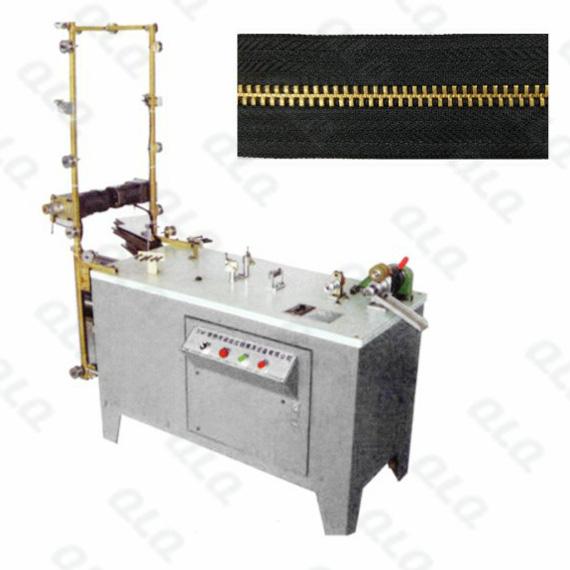 QLQ-MZCM Automatic Metal Zipper Combining Machine