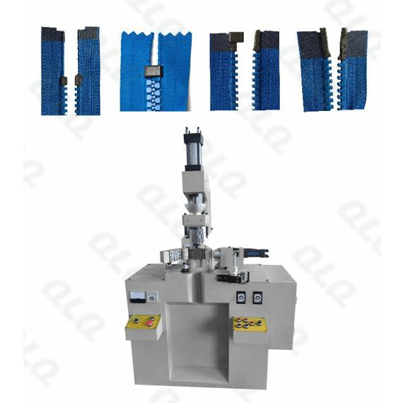 QLQ-SDIM-2 Semi-automatic Plastic Zipper Injection M/C (open door model, only inject top stop/bottom