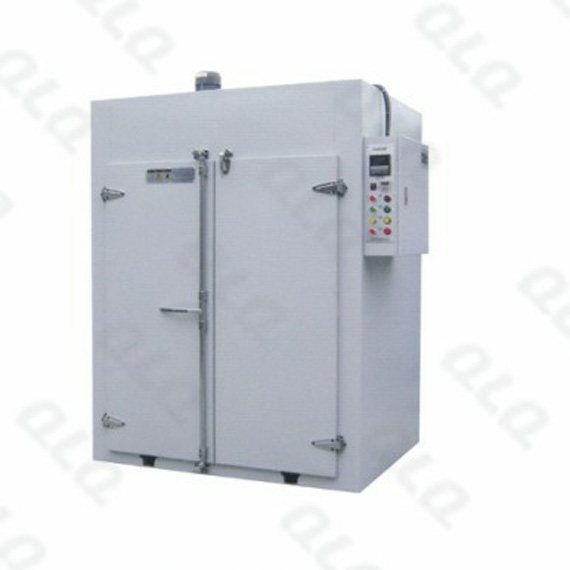 QLQ-OVM Automatic Oven Machine (double doors, one side open)