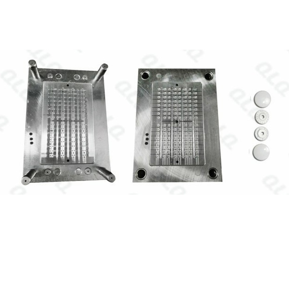 Plastic Button Injection Mould