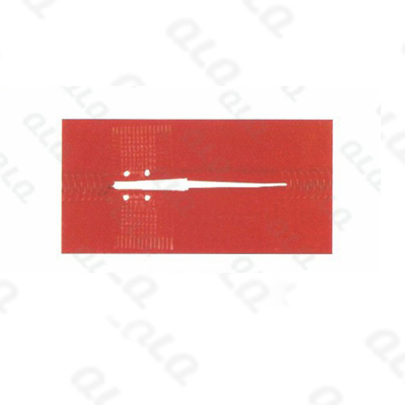 QLQ-N4SI 4 Holes Straight Cutting Punching Mould (for nylon zipper pin box injecting)