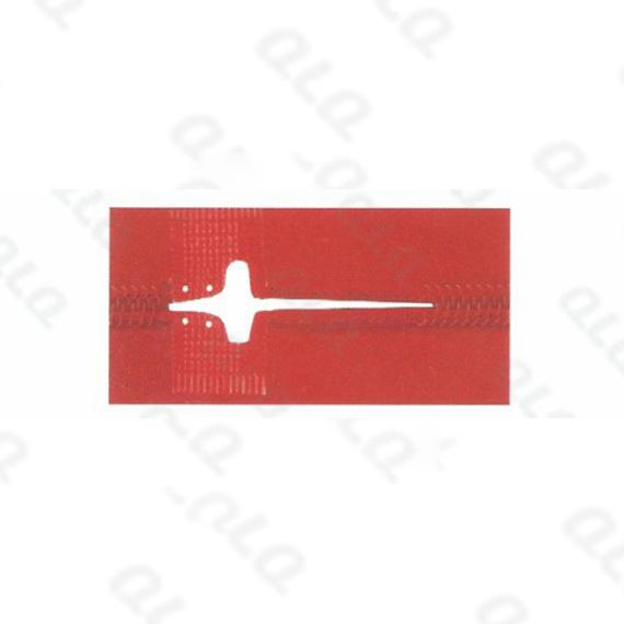 QLQ-NPP-4T 4 Holes T Cutting Punching Mould (for nylon zipper pin pin injecting)