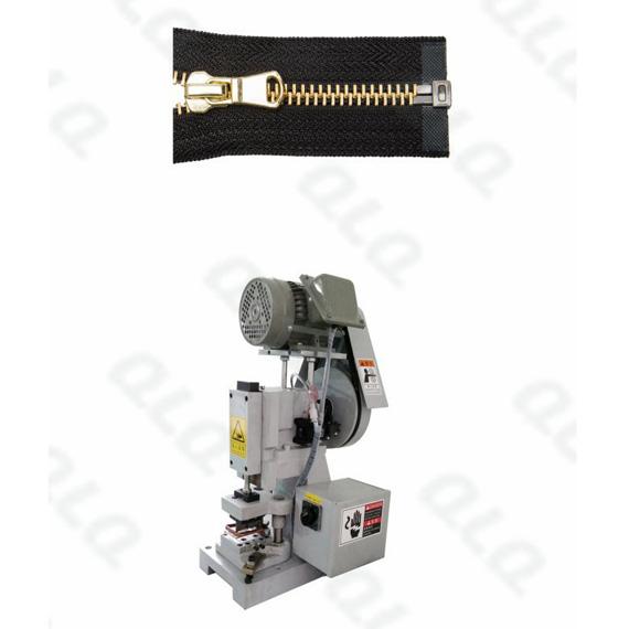 QLQ-SOCM-1 Semi-automatic Metal Zipper Open-end Cutting M/C - Machine