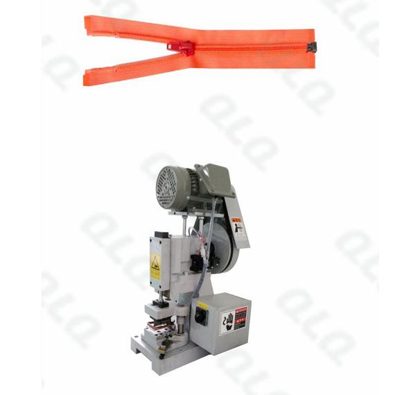 QLQ-SOCM-1 Semi-automatic Nylon Zipper Open-end Cutting M/C - Machine