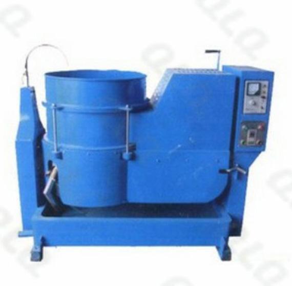 Whirlpool Type Polishing Machine