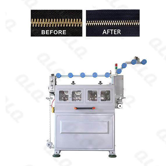QLQ-ZFPM, Zipper Polishing Machine, Surface Polishing Machine, Zipper Machine