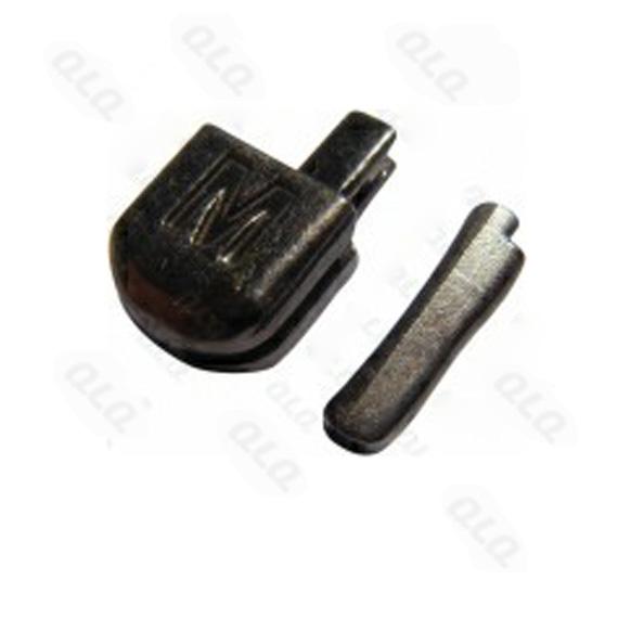 No. 5 Zinc Pin Box and Zinc Pin Pin