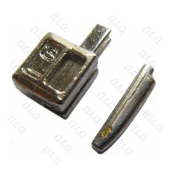 No 3 nylon back punch pin box