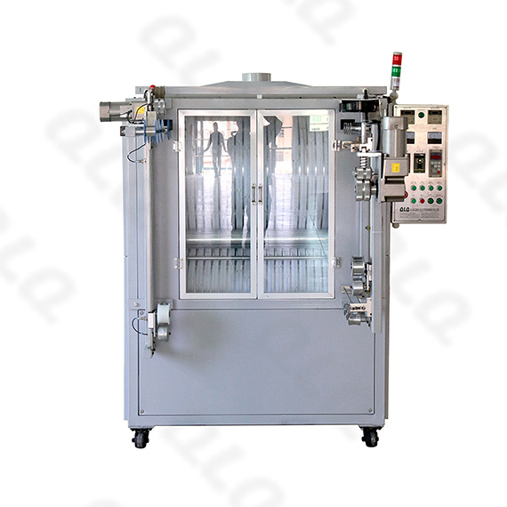 QLQ-BZIM Automatic Nylon Zipper Ironing Machine (one chamber, two barrels)