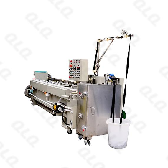 QLQ-CCPMS, Metal Zipper, Chemical Cold Plating Machine, Cold Plating Machine, Zipper Plating Machine