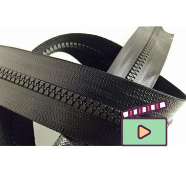 Plastic Zipper Production Tutorial