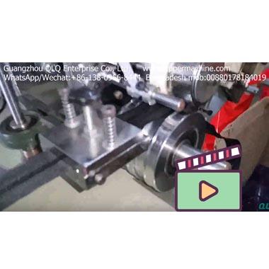 Zipper Machine to make Plastic Long-chain