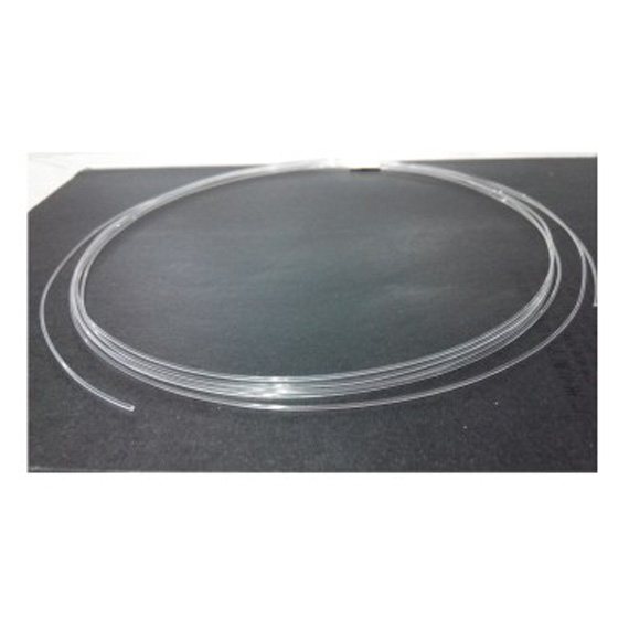 Transparent Top Stop Round Wire