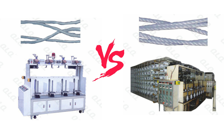 What are the differences between 8 and 16 heads centre cored making machine in your catalog?
