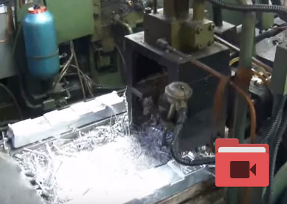 Die Casting MC And Mould