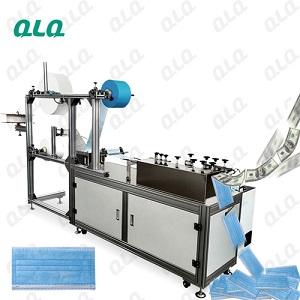 Semi automatic mask making machine mask plant mask machine factory