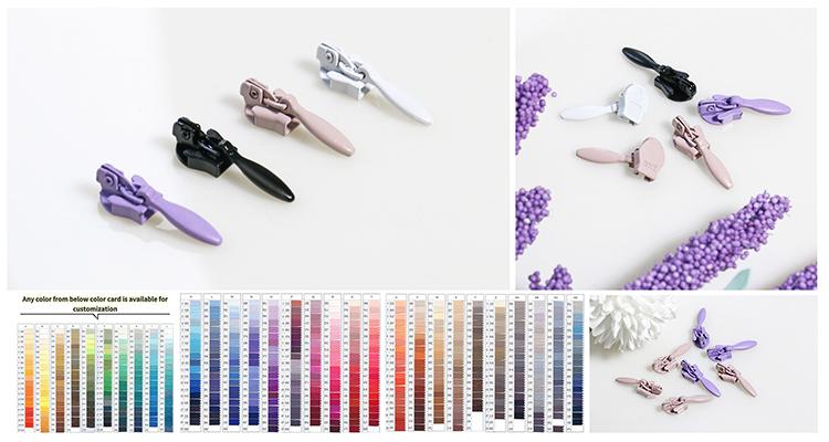 puller rainbow zipper slider rainbow zipper slider plastic slider zipper